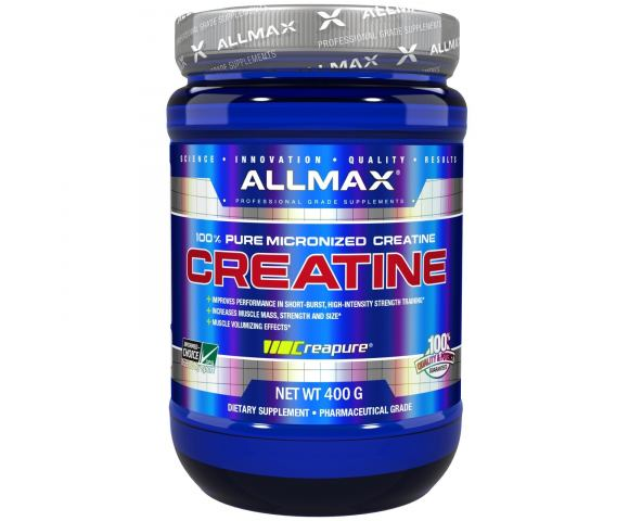 ALLMAX Nutrition Creatine (400 гр.)