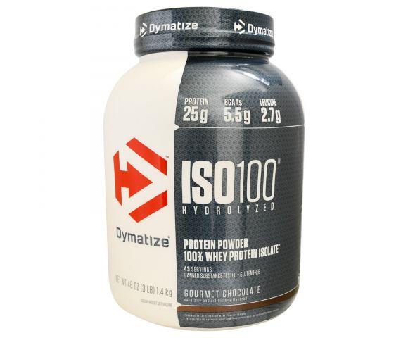 Dymatize Nutrition ISO 100 (1342 гр.)
