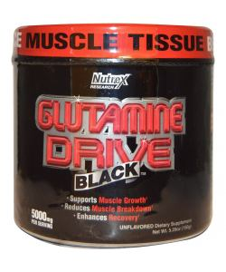 Nutrex Research Glutamine Drive Black (150 гр.)