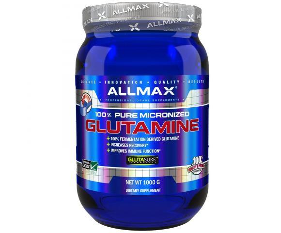 ALLMAX Nutrition Glutamine (1000 гр.)