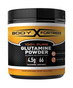 Body Fortress Glutamine (300 гр.)