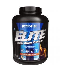 Dymatize Nutrition Elite 100% Whey protein (2270 гр.)