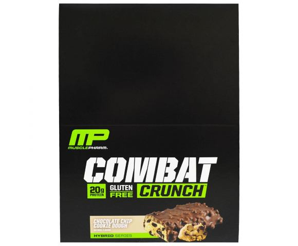 MusclePharm Combat Crunch Bars (63 гр.)