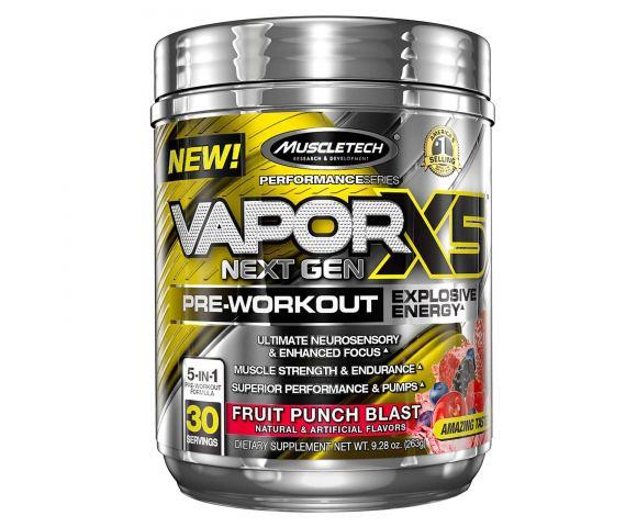 MuscleTech VaporX5 (266 гр.)