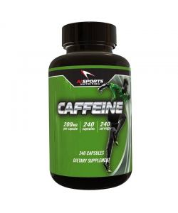 AI Sports Nutrition Caffeine (240 капс.)