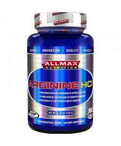 ALLMAX Nutrition Arginine HCI (100 гр.)