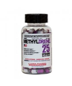 Cloma Pharma Methyldrene-25 Elite (100 капс.)