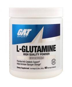 GAT L-Glutamine (300 гр.)