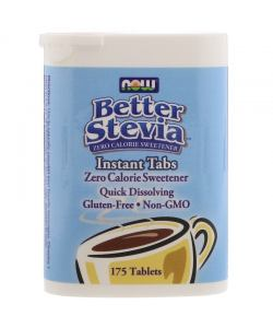 Now Foods Better Stevia (175 таб.)