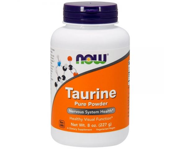Now Foods Taurine (227 гр.)
