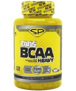 SteelPower Nutrition BCAA Heavy (120 таб.)