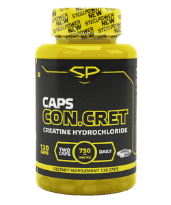 SteelPower Nutrition CON.CRET (120 капс.)