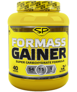 SteelPower Nutrition ForMass Gainer (1500 гр.)