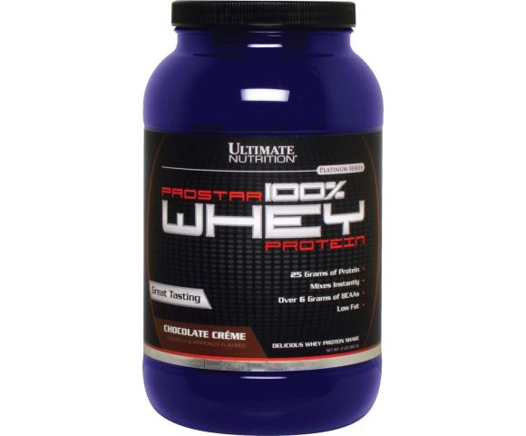 Ultimate Nutrition Prostar Whey (900 гр.)