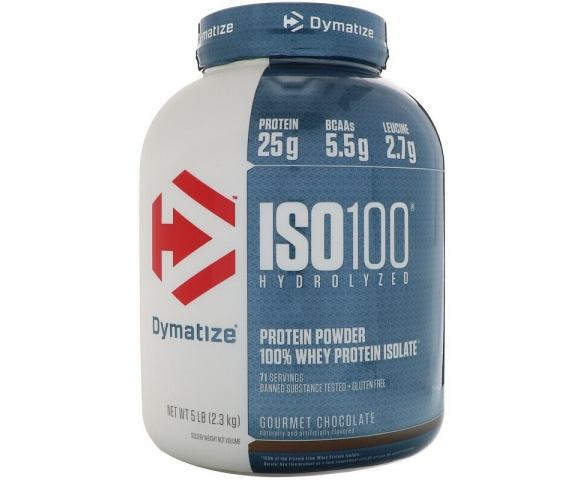 Dymatize Nutrition ISO 100 (2300 гр.)