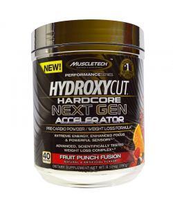 MuscleTech Hydroxycut Hardcore Next Gen Accelerator (187 гр.)
