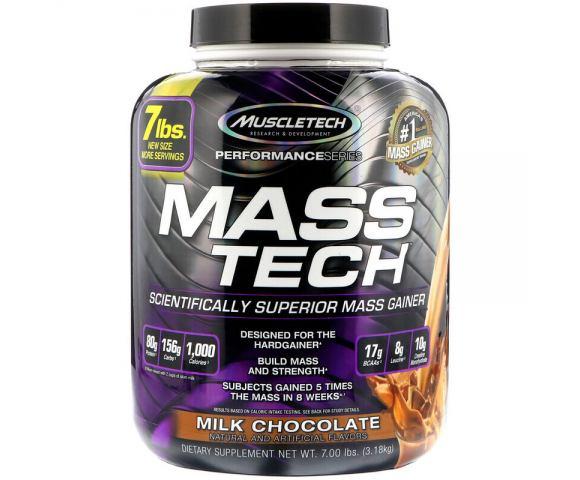 MuscleTech Mass Tech (3180 гр.)