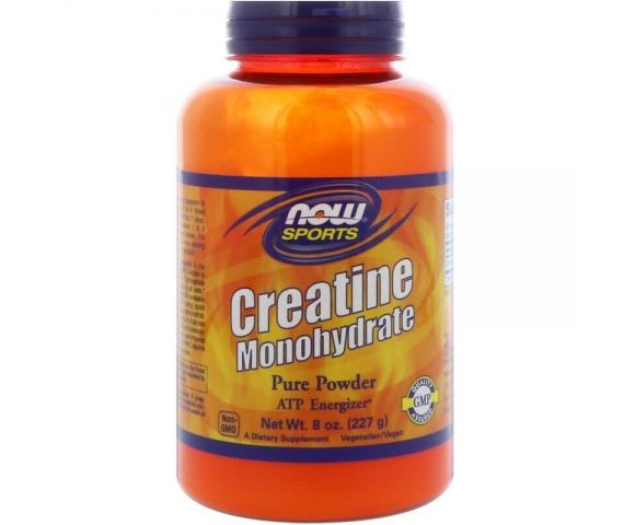 Now Foods Creatine Monohydrate (227 гр.)