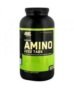 Optimum Nutrition Amino 2222 (320 таб.)