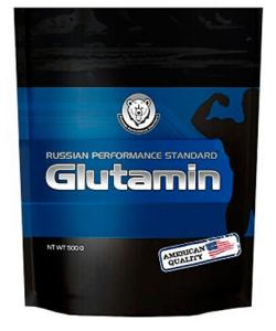 RPS Nutrition Glutamine (500 гр.)