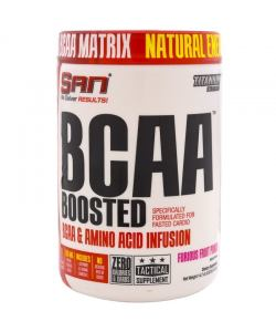 SAN BCAA Boosted (417,6 гр.)