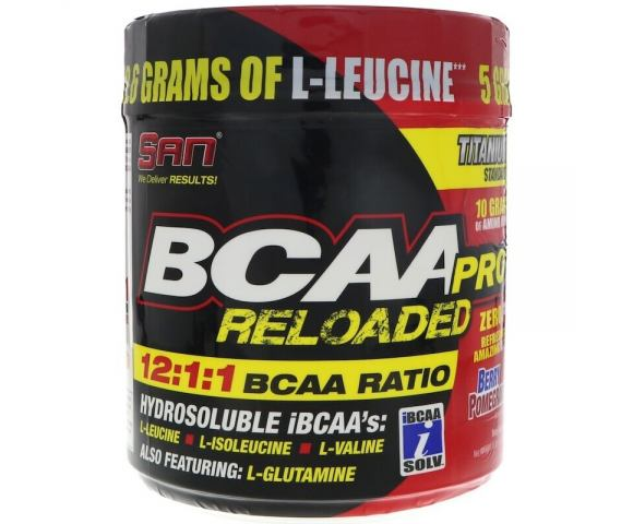 SAN BCAA Pro Reloaded (458,6 гр.)
