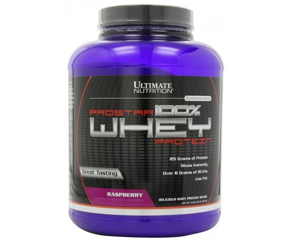 Ultimate Nutrition Prostar Whey (2390 гр.)