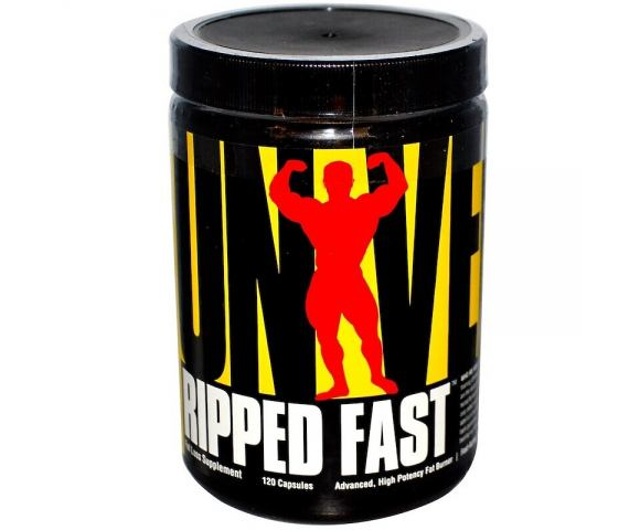 Universal Nutrition Ripped Fast (120 капс.)