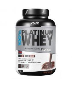 VPLab 100% Platinum Whey (2300 гр.)