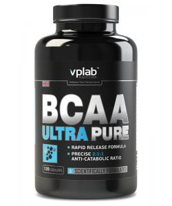 VPLab Nutrition BCAA Ultra Pure (120 капс.)