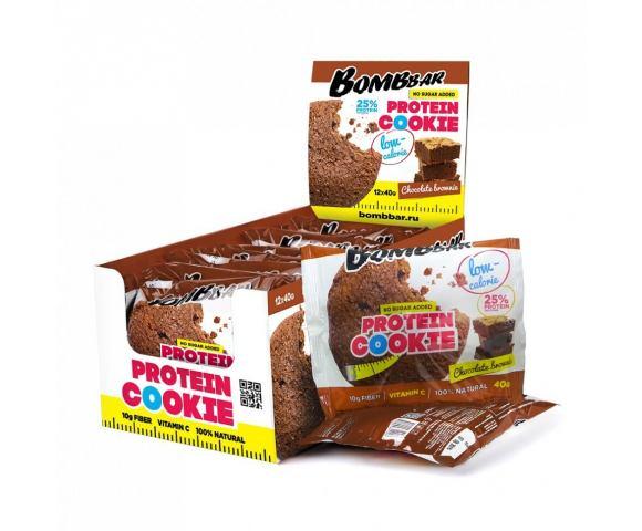Bombbar Protein Cookie (12 шт.*40 гр.)