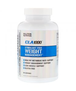 EVLution Nutrition CLA 1000 (90 капс.)
