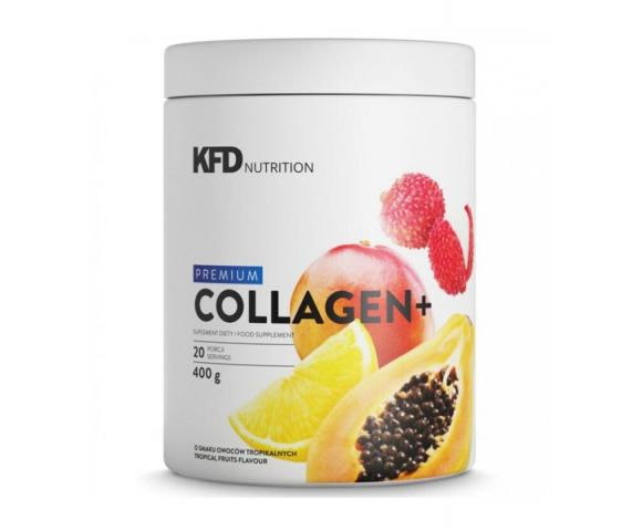 KFD Nutrition Collagen+ (400 гр.)