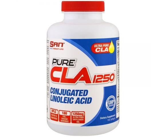 SAN Pure CLA 1250 (180 капс.)