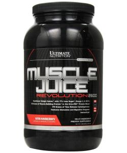 Ultimate Nutrition Muscle Juice Revolution (2120 гр.)