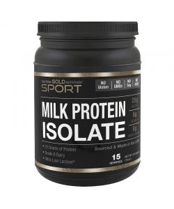 California Gold Nutrition Milk Protein Isolate (454 гр.)