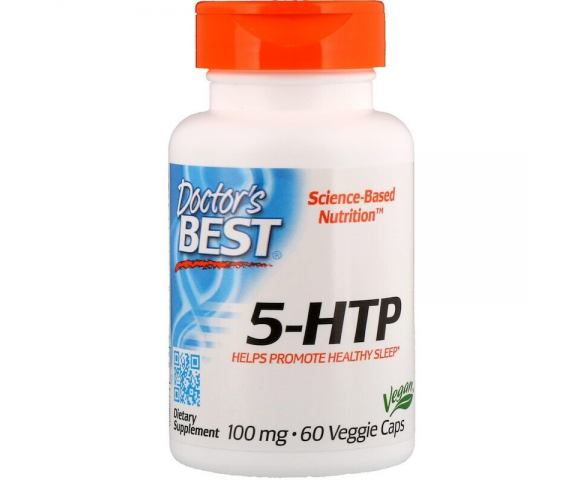 Doctor's Best 5-HTP 100 mg (60 капс.)