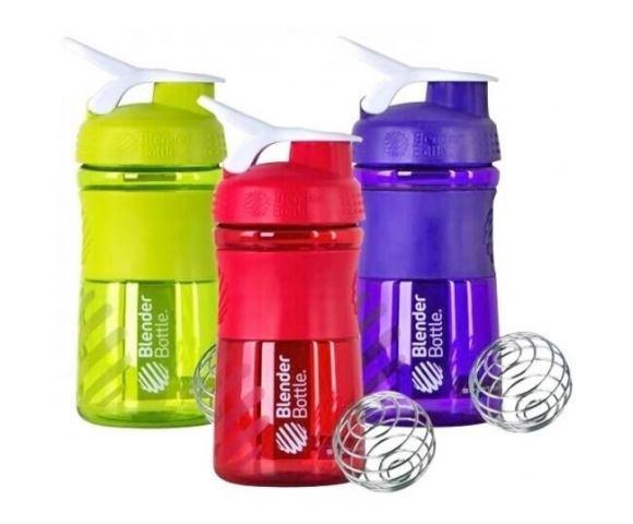 Blender Bottle Шейкер SportMixer (600 мл.)