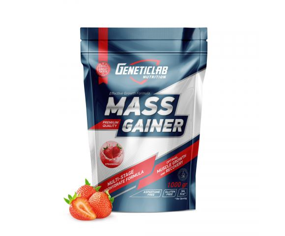 Geneticlab Nutrition Mass Gainer (1000 гр.)