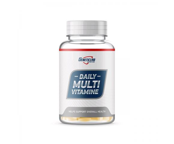 Geneticlab Nutrition MultiVitamine Daily (60 таб.)