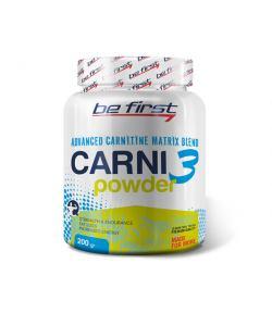 Be First Carni 3 powder (200 гр.)