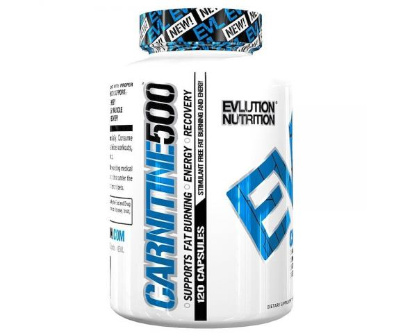 EVLution Nutrition L-Carnitine 500 (120 капс.)