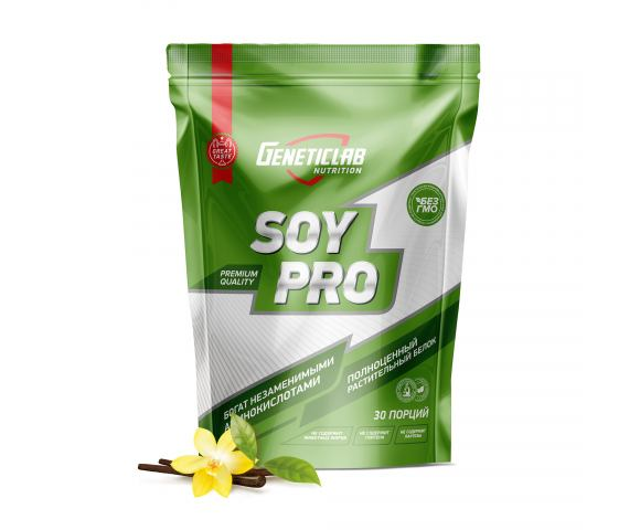 Geneticlab Nutrition Soy Pro (900 гр.)