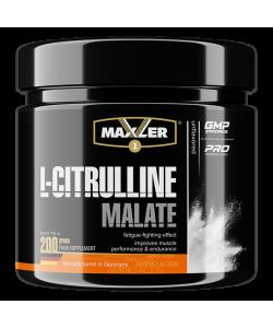 Maxler L-Citrulline Malate (200 гр.)