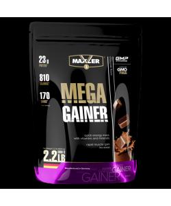 Maxler Mega Gainer (1000 гр.)