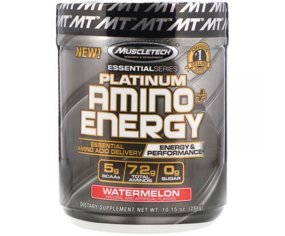 MuscleTech Platinum Amino Energy (288 гр.)