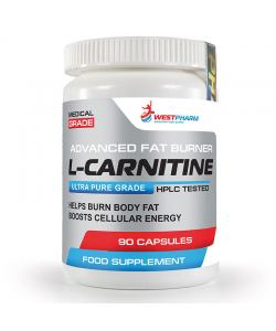 WestPharm L-Carnitine (90 капс.)
