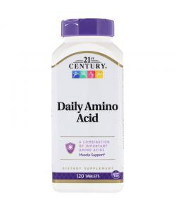 21st Century Daily Amino Acid (120 таб.)