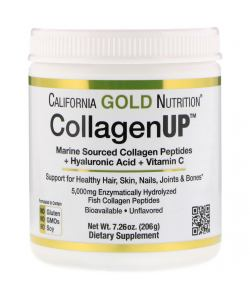 California Gold Nutrition CollagenUP (206 гр.)