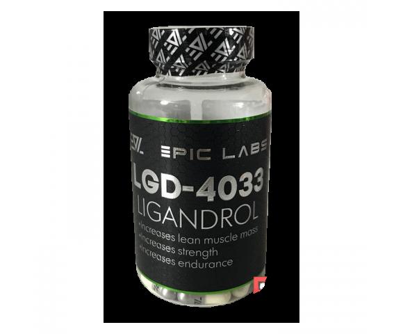 Epic Labs LGD-4033 Ligandrol 90 (капс.)